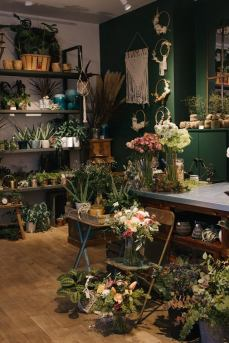 boutique poppy figue flower