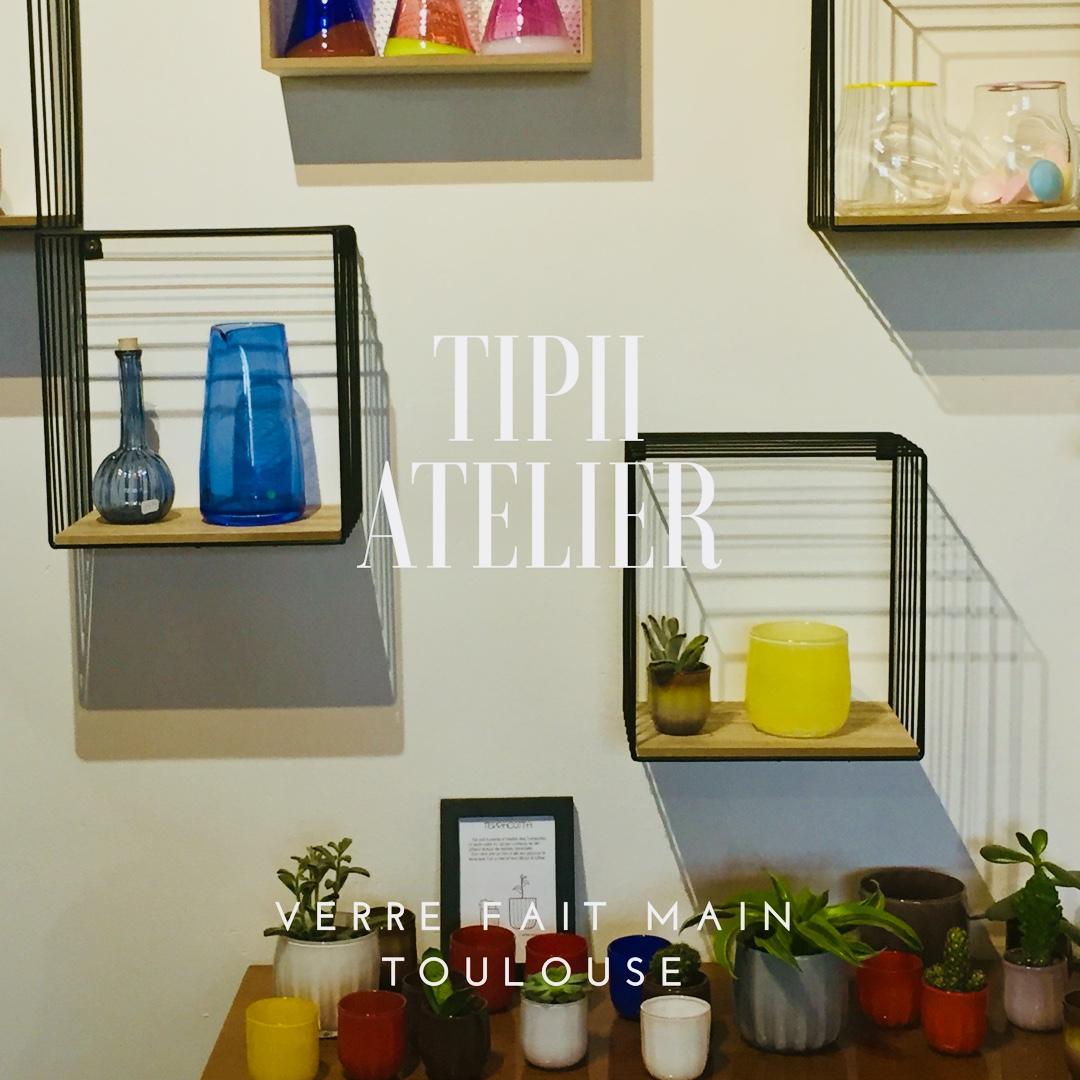 Atelier Du Luminaire Toulouse tipii atelier – verre soufflé – 100% fait main à toulouse !